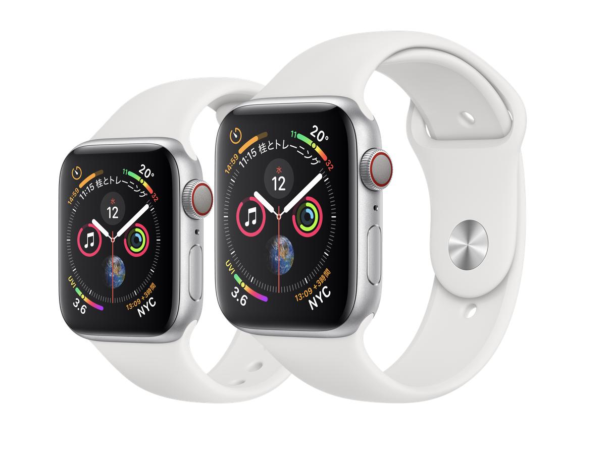 Apple Watch series4 アルミニウムケース