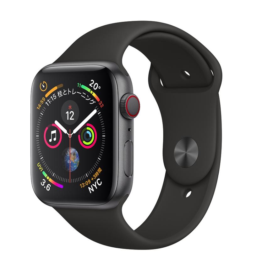 Apple Watch series4 セルラーモデル