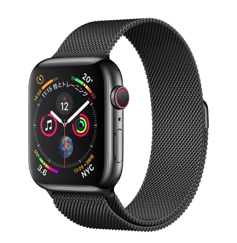Apple Watch series4 ステンレスケース